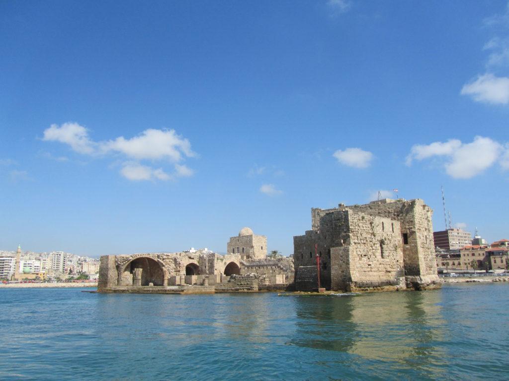 Saida, in southern Lebanon