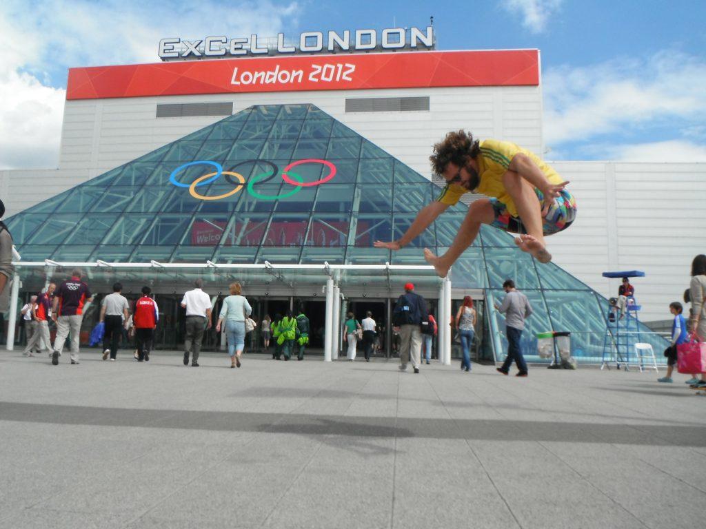 London Olympics 2012 – Jumping Jazza