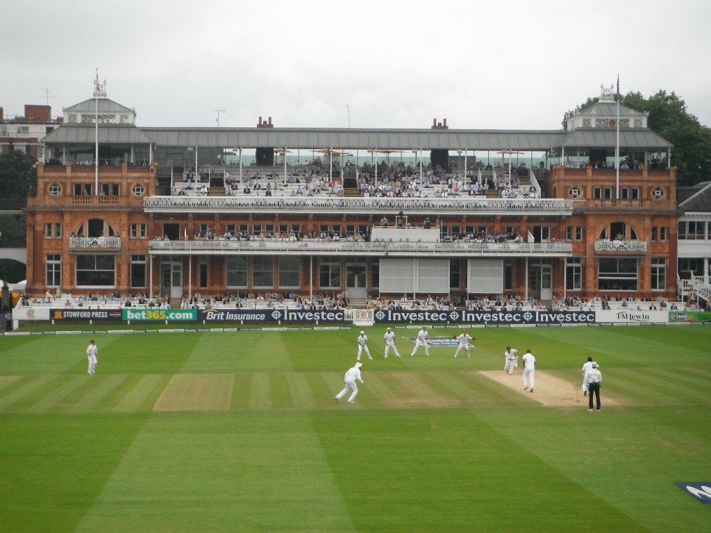 Perfect seats for an enthralling final day at Lords