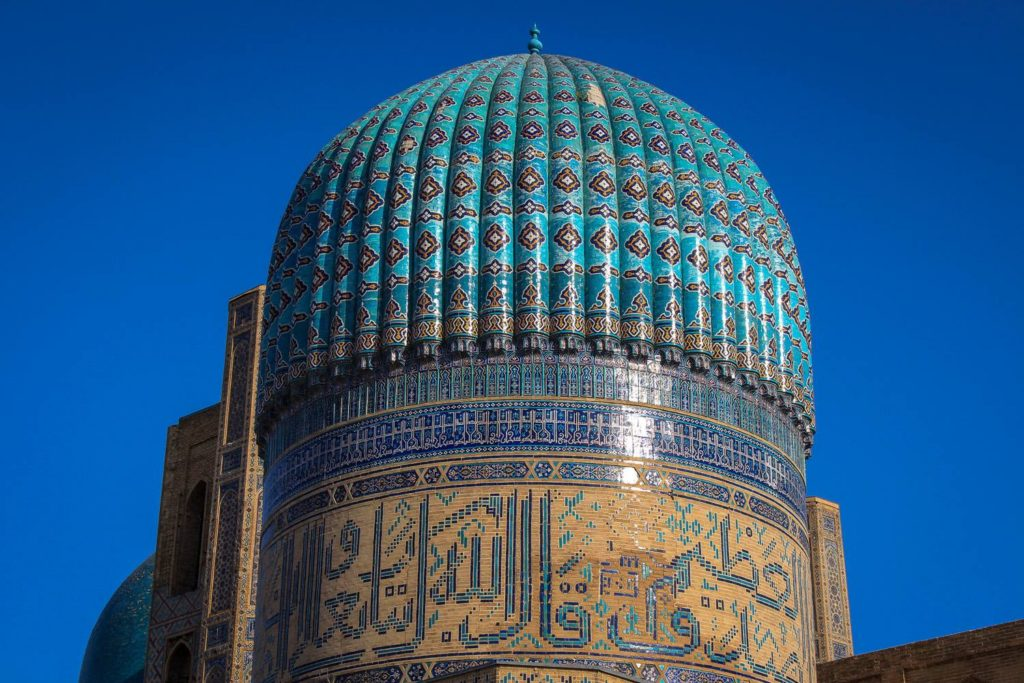 The stunning architecture of Bukhara
