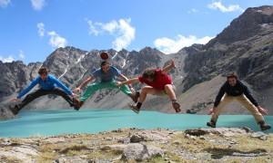 Ala-Kol Lake – Kyrgyzstan