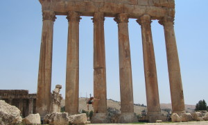 Baalbek Ruins – Lebanon