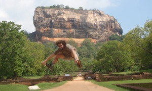 Sigiriya Rock – Sri Lanka