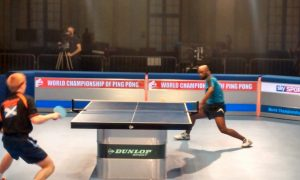 The 2014 World Championship of Ping Pong