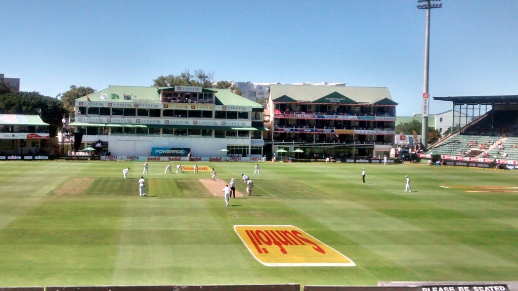 Another unbelievable day for Test cricket - day 4 at St George's