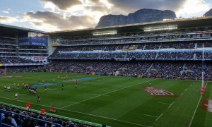 Back at Newlands to watch the Bokke