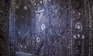 England's underground cave adorned with millions of shells