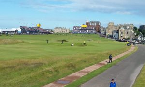 The 2015 Open Championship at the Home of Golf