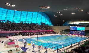 A packed sporting weekend – the European Aquatics Champs and London Rugby 7s