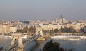 Exploring a few European capitals – Budapest, Bratislava and Vienna