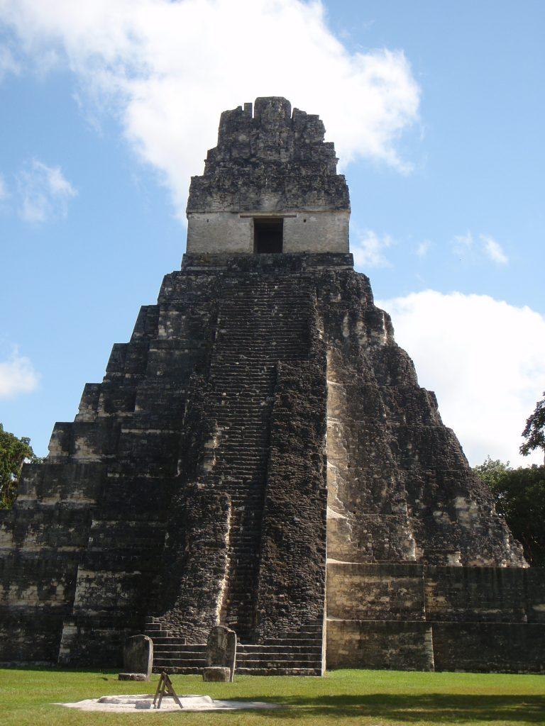 The Jaguar Temple