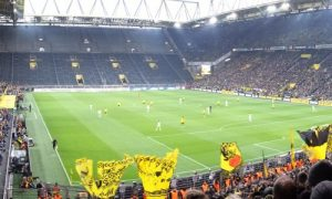 Watching football in Dortmund          … and how you can get tickets