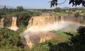 Ethiopia's spectacular Blue Nile Falls