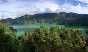 Exploring Africa's second-largest crater lake – Lake Ngozi