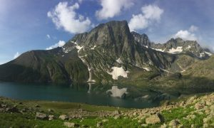 Kashmir's Great Lakes Trek