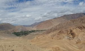 Trekking in Ladakh's Sham Valley