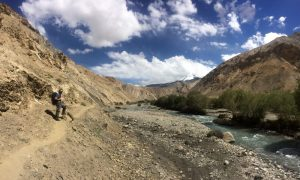 Trekking in Ladakh's Markha Valley