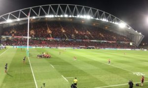 Munster vs. Saracens at Thomond Park
