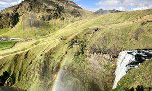 Walking Iceland's Fimmvörðuháls Trail – from Skógar to Þórsmörk