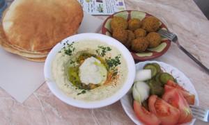 Garbanzo Beans in Israel