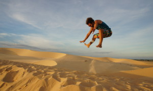 Sand dunes of Mui Ne – Vietnam