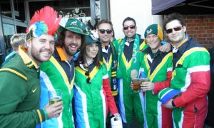 Rugby World Cup 2011 – Following the Springboks around New Zealand