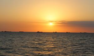 Caspian Sea Shenanigans