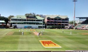 The Proteas take on the Aussies