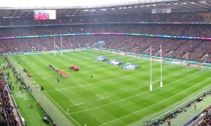 Rugby World Cup 2015 Quarter-Final: Springboks vs. Wales