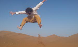 Morocco's Sahara Desert