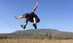 Kenya's Mount Longonot