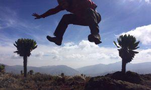 Uganda's Mount Elgon
