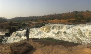 That time we didn't take the bus – Uganda's Murchison Falls