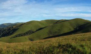 Walking across Malawi's Nyika Plateau to Livingstonia