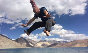 India's Pangong Lake