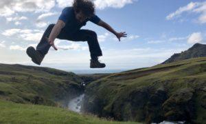 Iceland's Fimmvörðuháls Trail