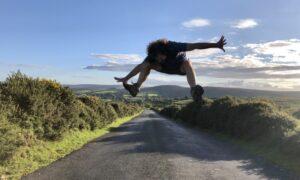 England's Dartmoor National Park